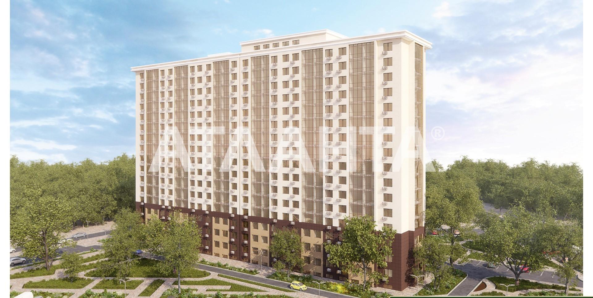 Продается 2-комнатная Квартира на ул. Жемчужная — 39 240 у.е. (фото №3)