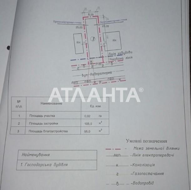 Продается Земельный участок на ул. Лабораторная — 20 000 у.е. (фото №3)