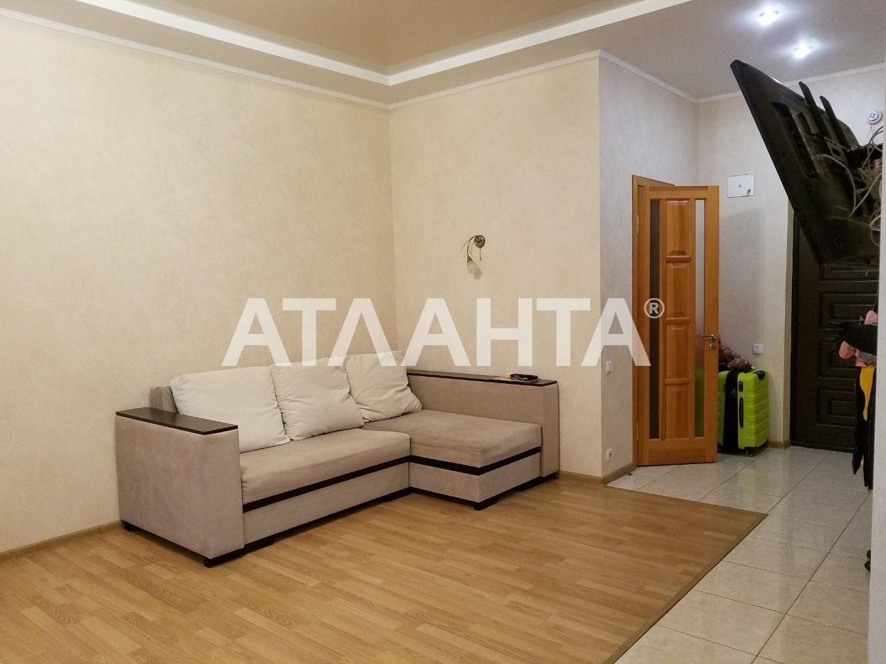 Продается 1-комнатная Квартира на ул. Жемчужная — 42 000 у.е. (фото №5)