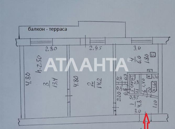 Продается 2-комнатная Квартира на ул. Старорезничная (Куйбышева) — 35 000 у.е. (фото №7)
