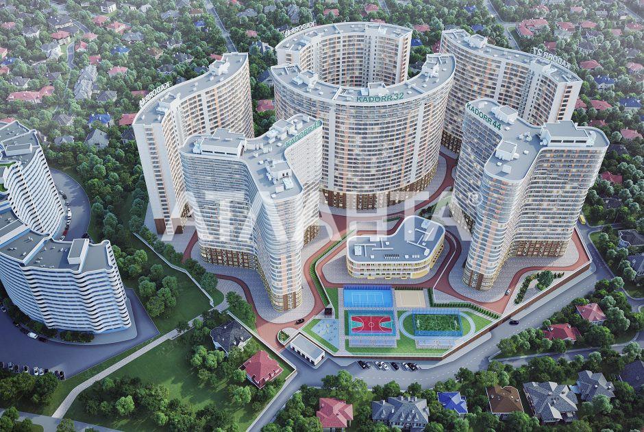 Продается 1-комнатная Квартира на ул. Каманина — 44 000 у.е. (фото №2)