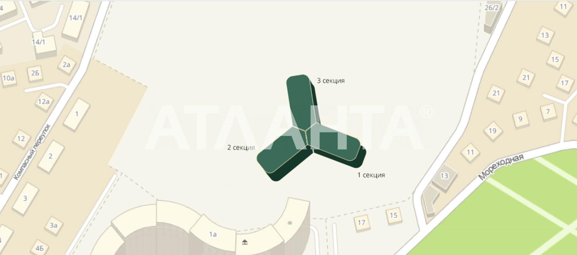 Продается 1-комнатная Квартира на ул. Каманина — 44 000 у.е. (фото №6)