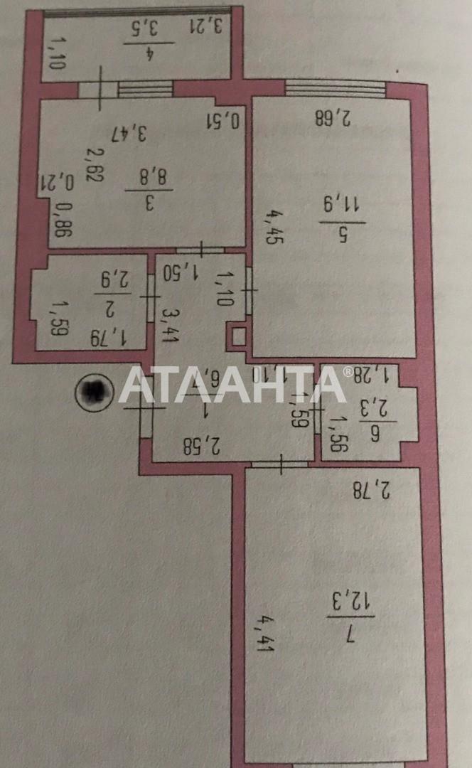 Продается 2-комнатная Квартира на ул. Проездная — 39 000 у.е. (фото №3)