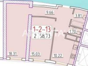 Продается 2-комнатная Квартира на ул. Генуэзская — 62 000 у.е. (фото №4)