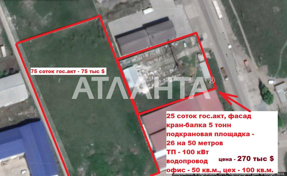 Продается Склад на ул. Хуторская (Благоева) — 270 000 у.е. (фото №4)