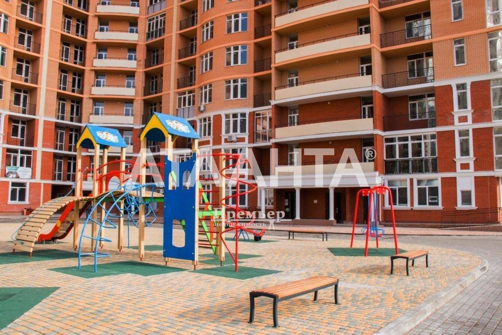 Продается 1-комнатная Квартира на ул. Гагаринское Плато — 101 795 у.е. (фото №6)