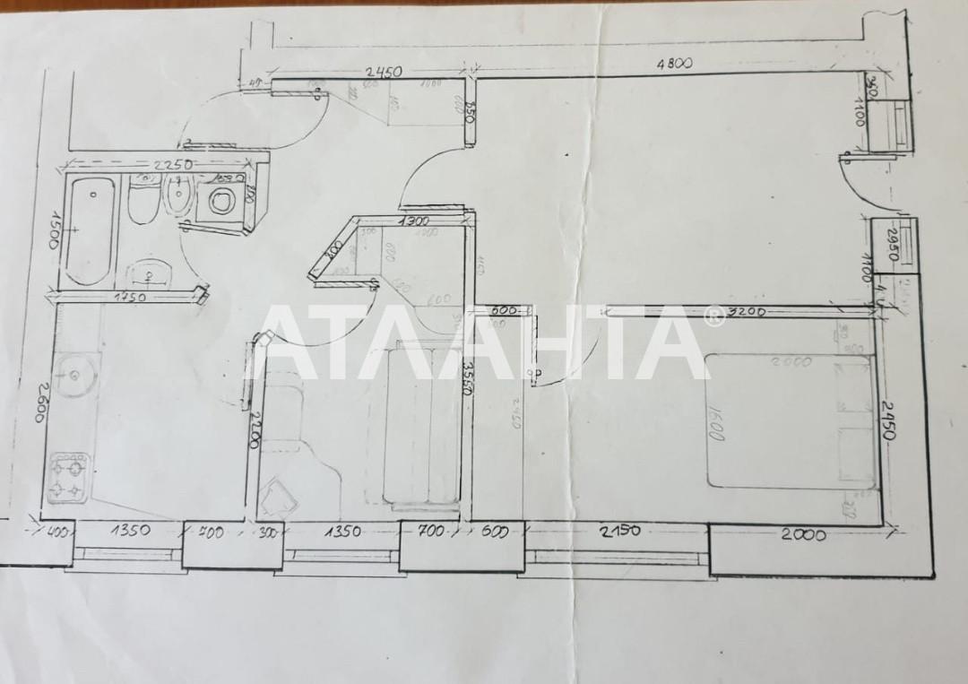Продается 3-комнатная Квартира на ул. Малиновского Марш. — 49 000 у.е. (фото №12)