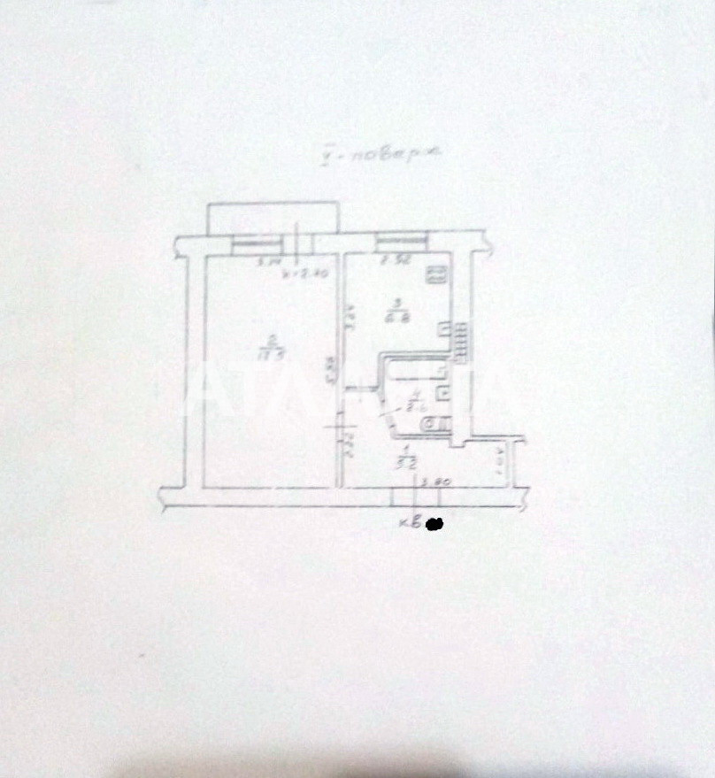 Продается 1-комнатная Квартира на ул. Мельницкая — 30 000 у.е. (фото №11)