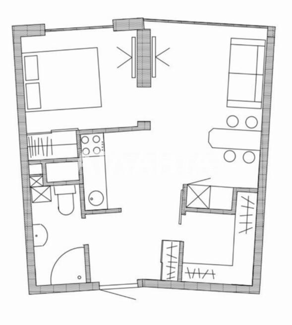 Продается 2-комнатная Квартира на ул. Генуэзская — 69 000 у.е. (фото №7)