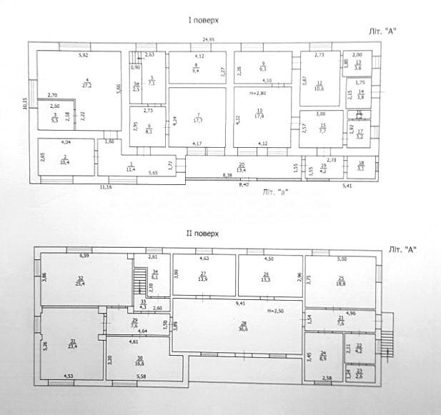 Продается Здание общего назначения на ул. Брестская — 140 000 у.е. (фото №11)