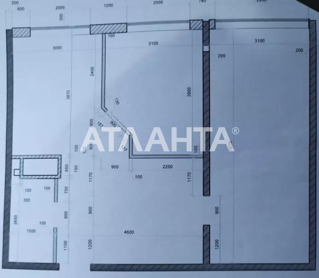 Продается 2-комнатная Квартира на ул. Жемчужная — 48 500 у.е.
