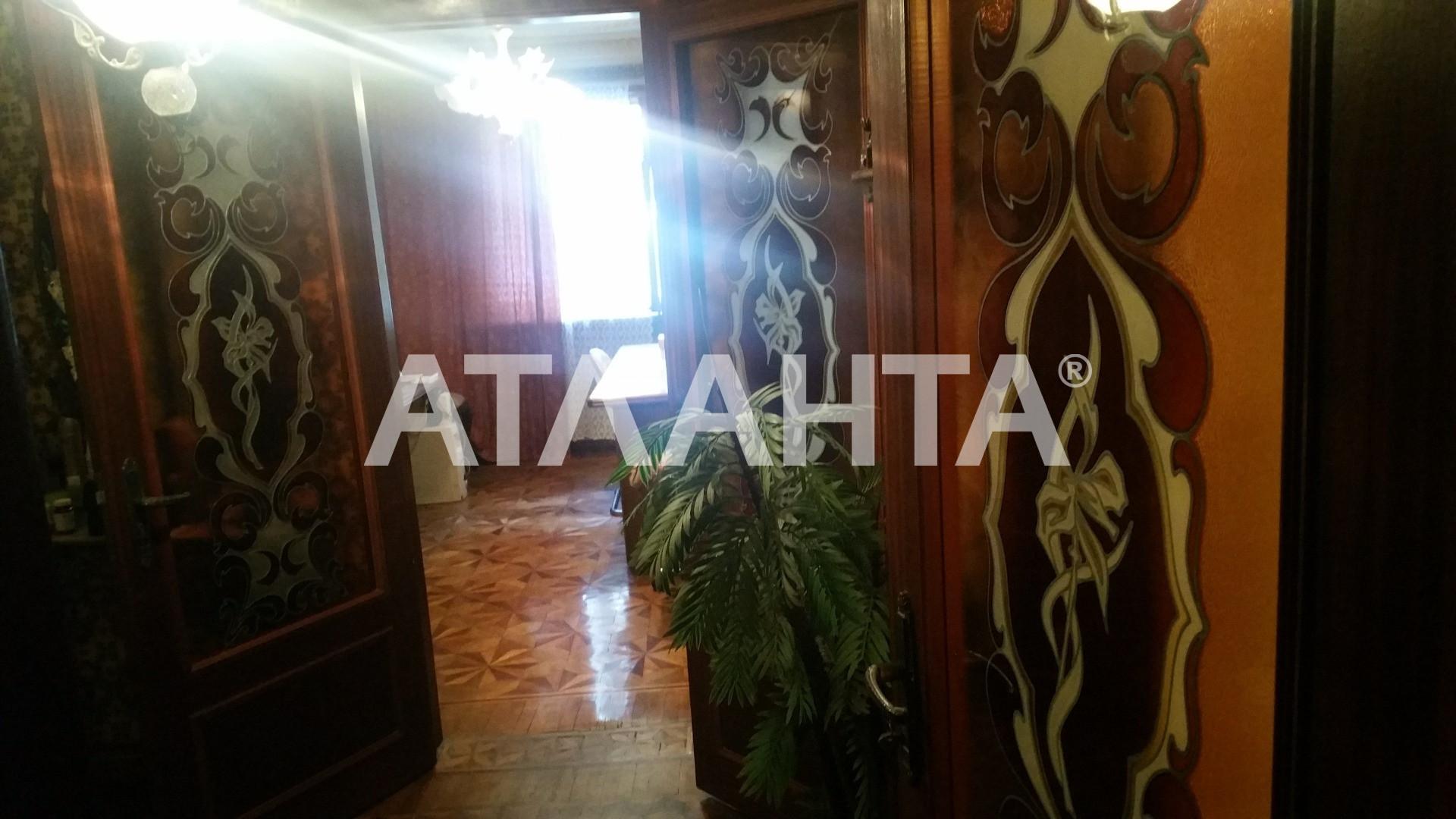 Продается 3-комнатная Квартира на ул. Ицхака Рабина — 45 000 у.е.
