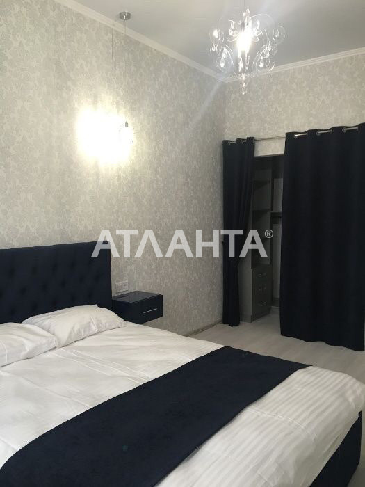 Сдается 1-комнатная Квартира на ул. Гагаринское Плато — 400 у.е./мес. (фото №5)