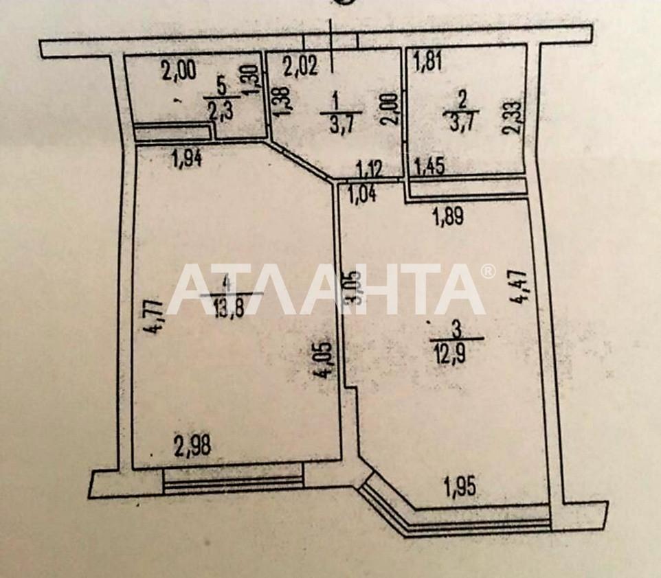 Продается 1-комнатная Квартира на ул. Ильфа И Петрова — 26 500 у.е. (фото №3)
