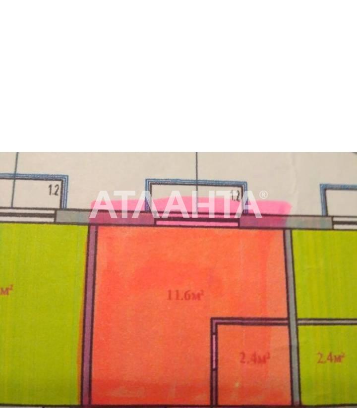 Продается 1-комнатная Квартира на ул. Пересыпская 7-Я — 11 000 у.е. (фото №6)