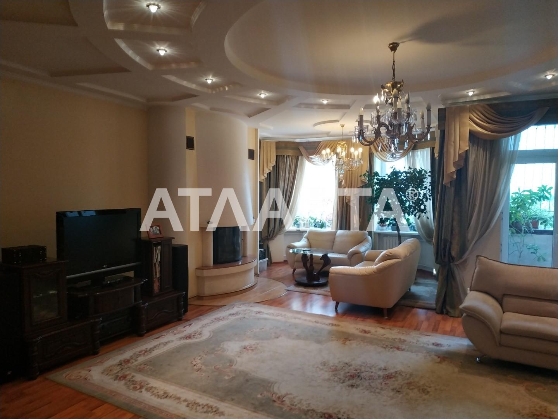 Продается Многоуровневая Квартира на ул. Хвойный Пер. — 155 000 у.е. (фото №2)