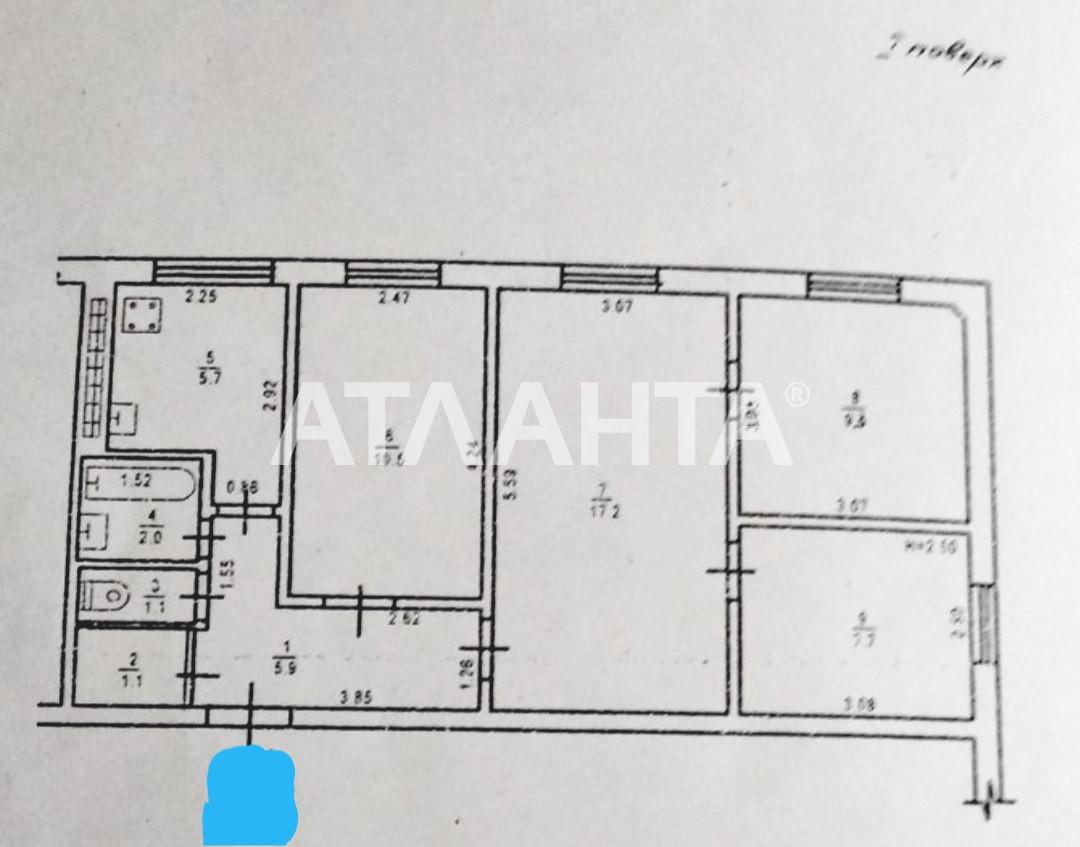Продается 4-комнатная Квартира на ул. Малиновского Марш. — 43 000 у.е.