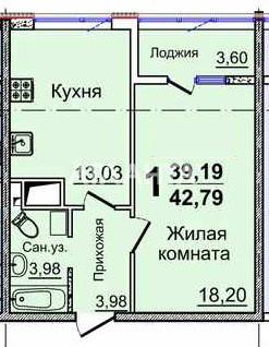 Продается 2-комнатная Квартира на ул. Жемчужная — 41 500 у.е. (фото №13)