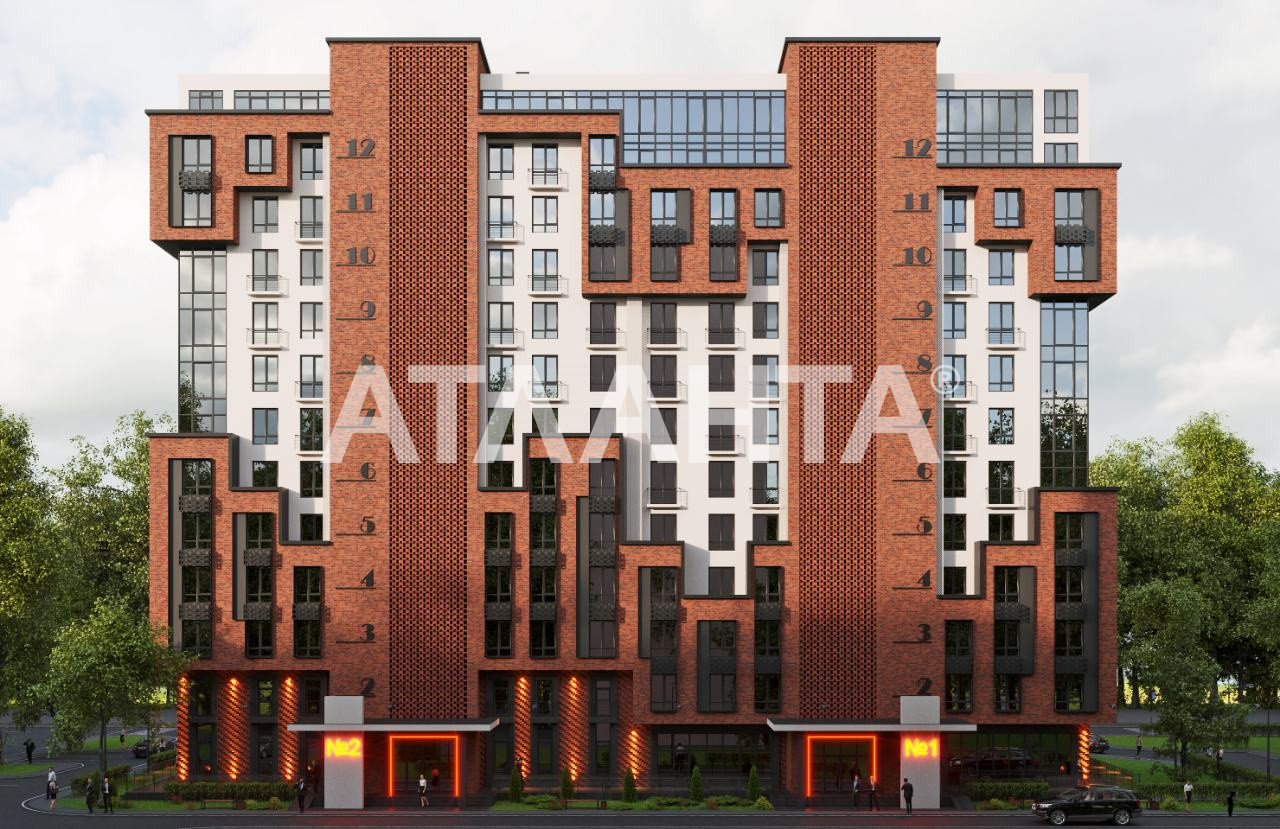 Продается 1-комнатная Квартира на ул. Сахарова — 16 080 у.е.