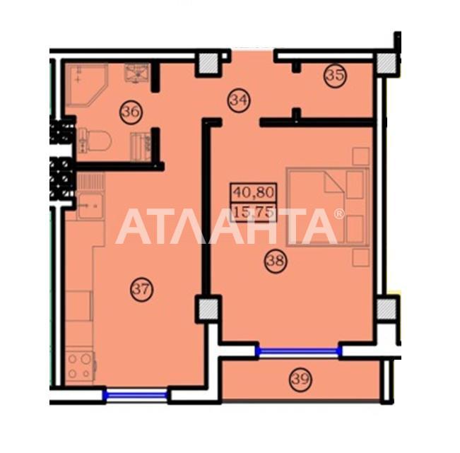 Продается 1-комнатная Квартира на ул. Новосельского (Островидова) — 46 520 у.е. (фото №4)