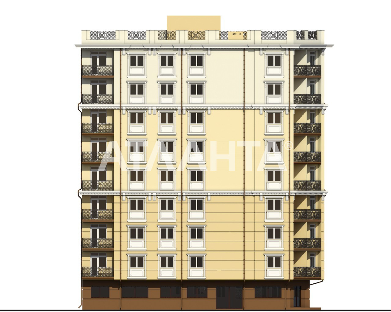 Продается 1-комнатная Квартира на ул. Новосельского (Островидова) — 47 380 у.е. (фото №4)