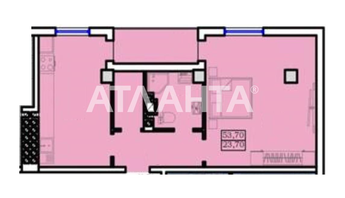 Продается 1-комнатная Квартира на ул. Новосельского (Островидова) — 59 070 у.е. (фото №4)