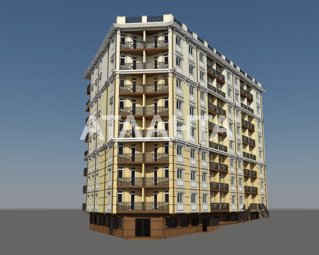 Продается 1-комнатная Квартира на ул. Новосельского (Островидова) — 45 770 у.е.