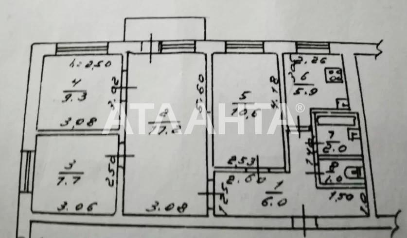 Продается 4-комнатная Квартира на ул. Паустовского — 29 000 у.е. (фото №10)