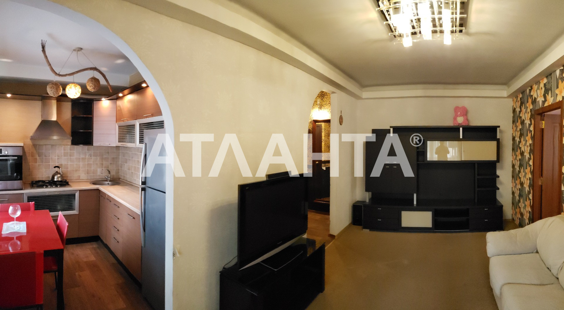 Продается 2-комнатная Квартира на ул. Лунный Пер. — 41 500 у.е.