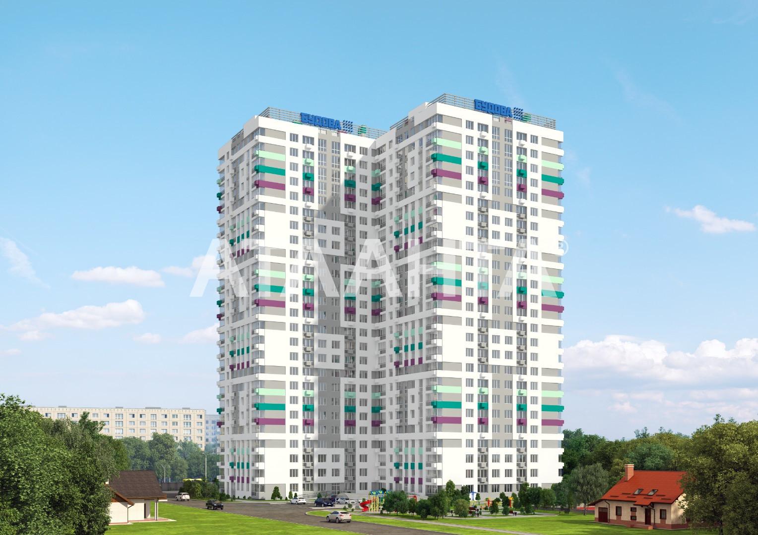 Продается 1-комнатная Квартира на ул. Костанди — 36 600 у.е.