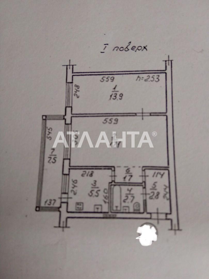 Продается 2-комнатная Квартира на ул. Краснова — 35 000 у.е. (фото №10)