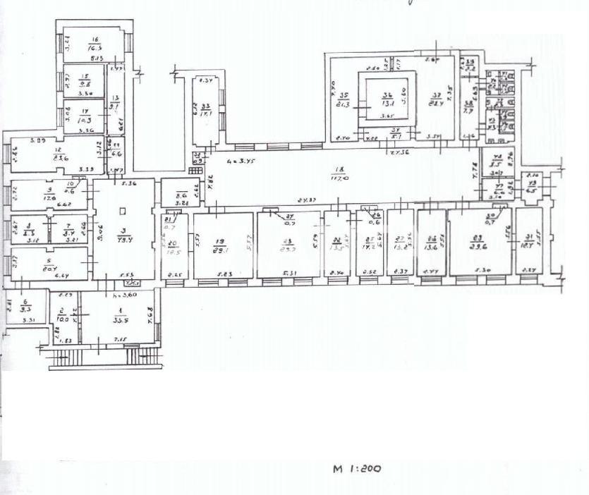 Сдается Офис на ул. Большая Арнаутская (Чкалова) — 10 500 у.е./мес. (фото №2)