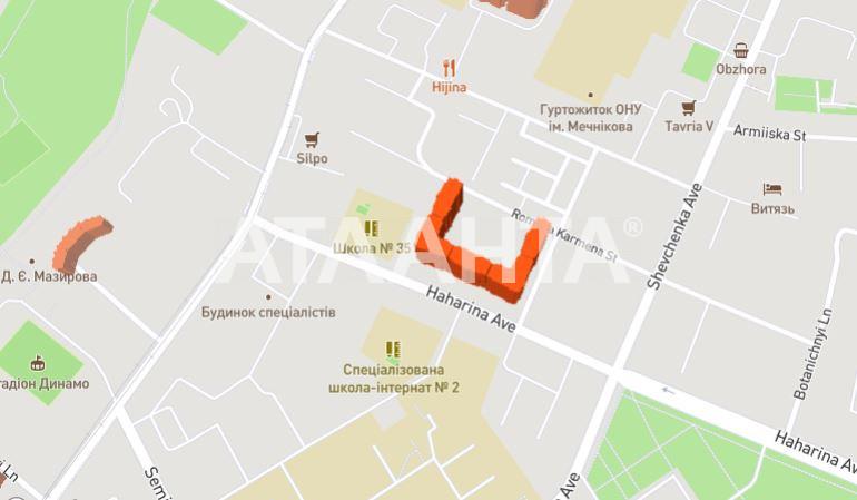 Продается 1-комнатная Квартира на ул. Гагарина Пр. — 49 910 у.е. (фото №2)