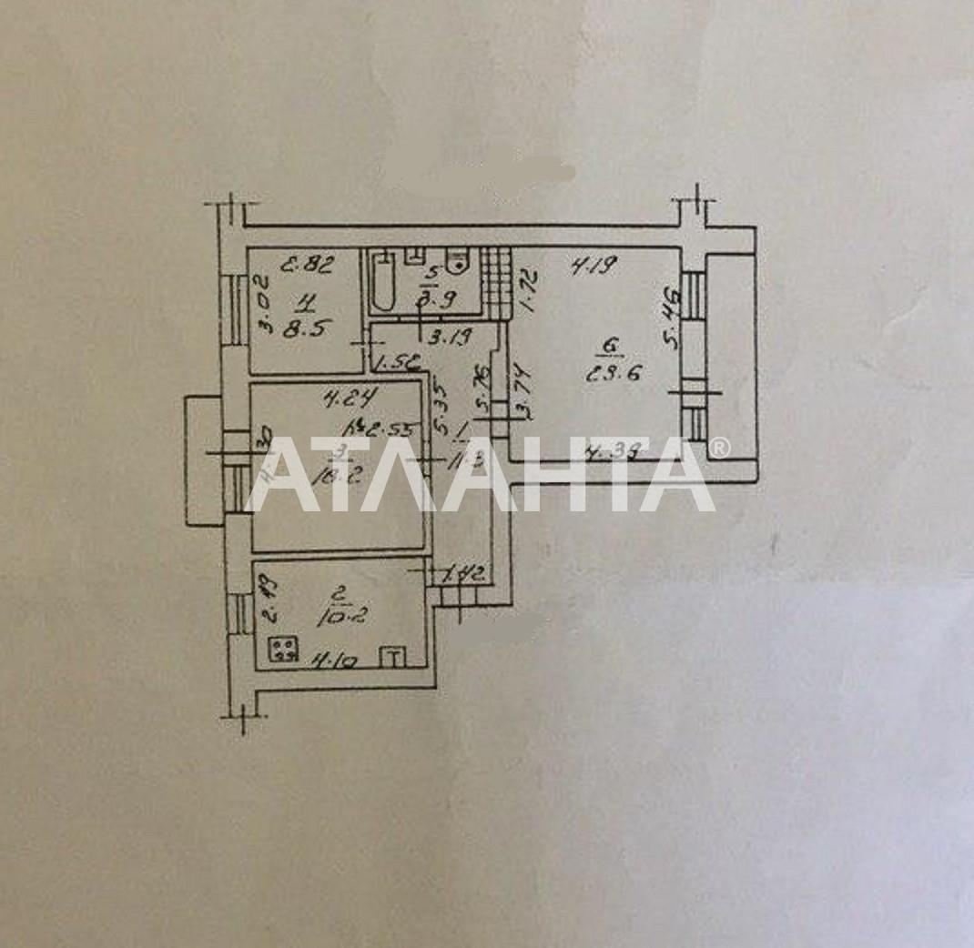 Продается 3-комнатная Квартира на ул. Центральный Аэропорт — 75 000 у.е. (фото №12)