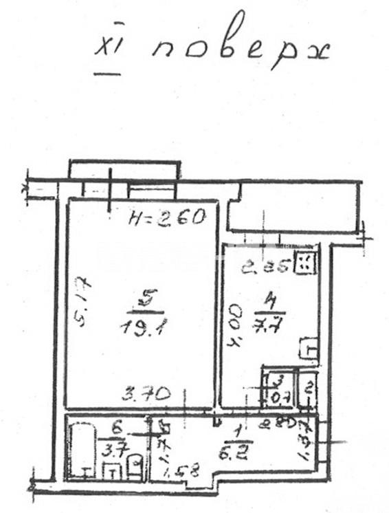 Продается 1-комнатная Квартира на ул. Фонтанская Дор. (Перекопской Дивизии) — 40 000 у.е. (фото №7)