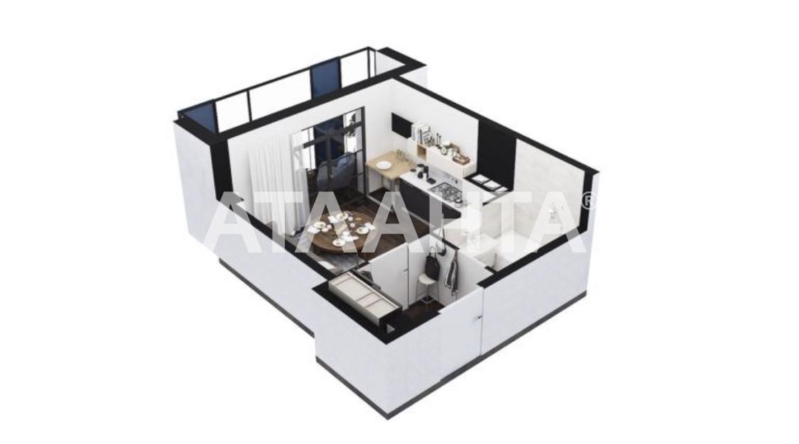 Продается 1-комнатная Квартира на ул. 7 Км Овидиопольской Дор. — 20 000 у.е. (фото №4)