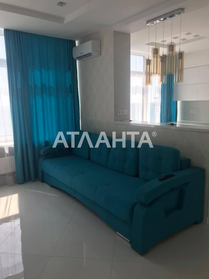 Сдается 1-комнатная Квартира на ул. Каманина — 445 у.е./мес. (фото №2)