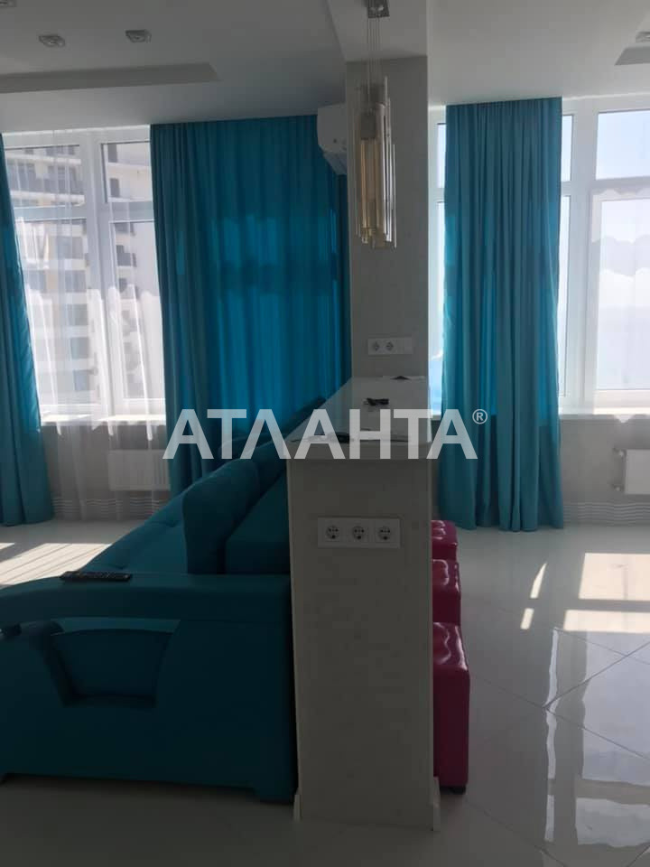 Сдается 1-комнатная Квартира на ул. Каманина — 445 у.е./мес. (фото №7)