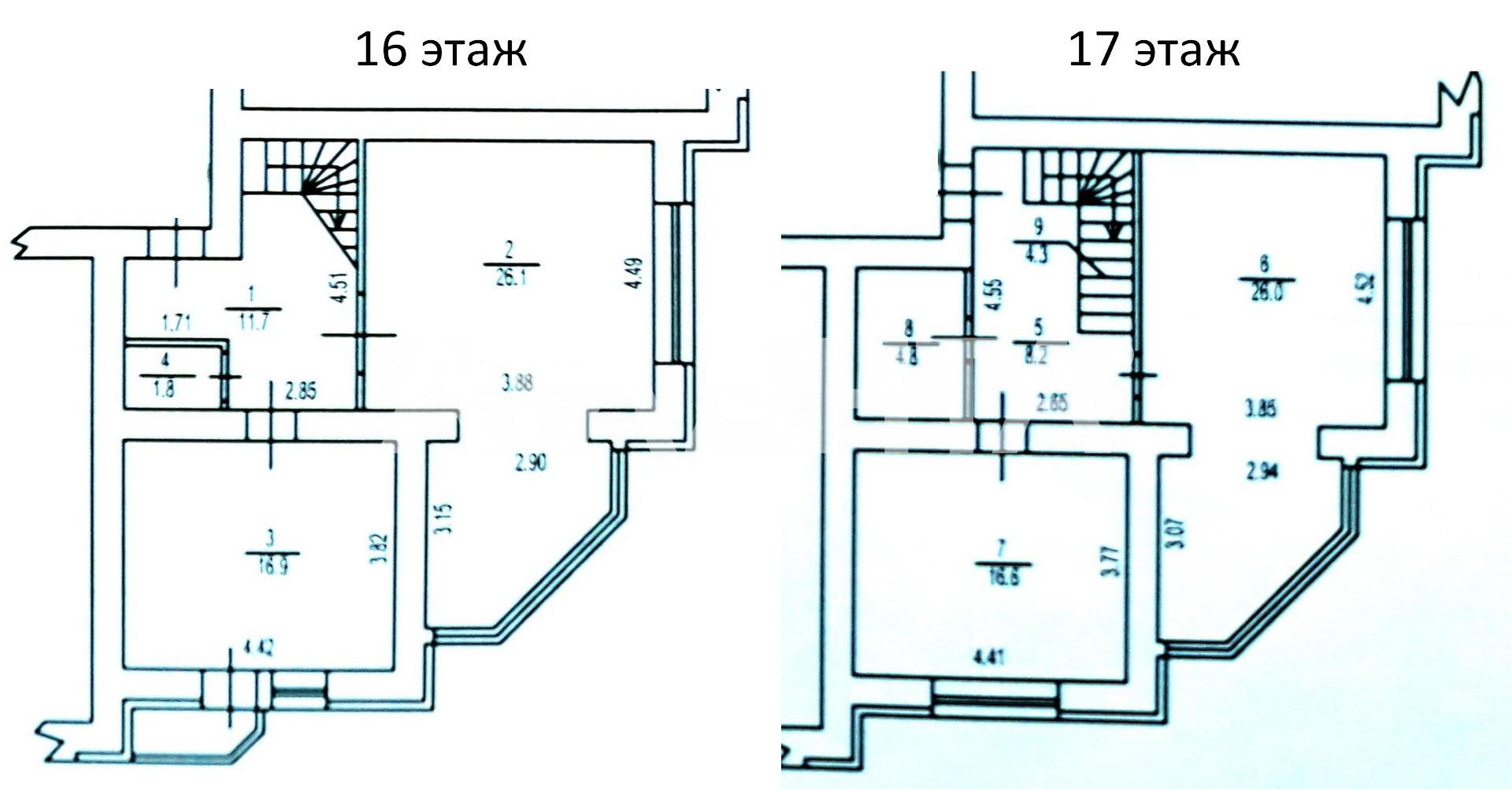 Продается 3-комнатная Квартира на ул. Ломоносова — 118 900 у.е. (фото №23)