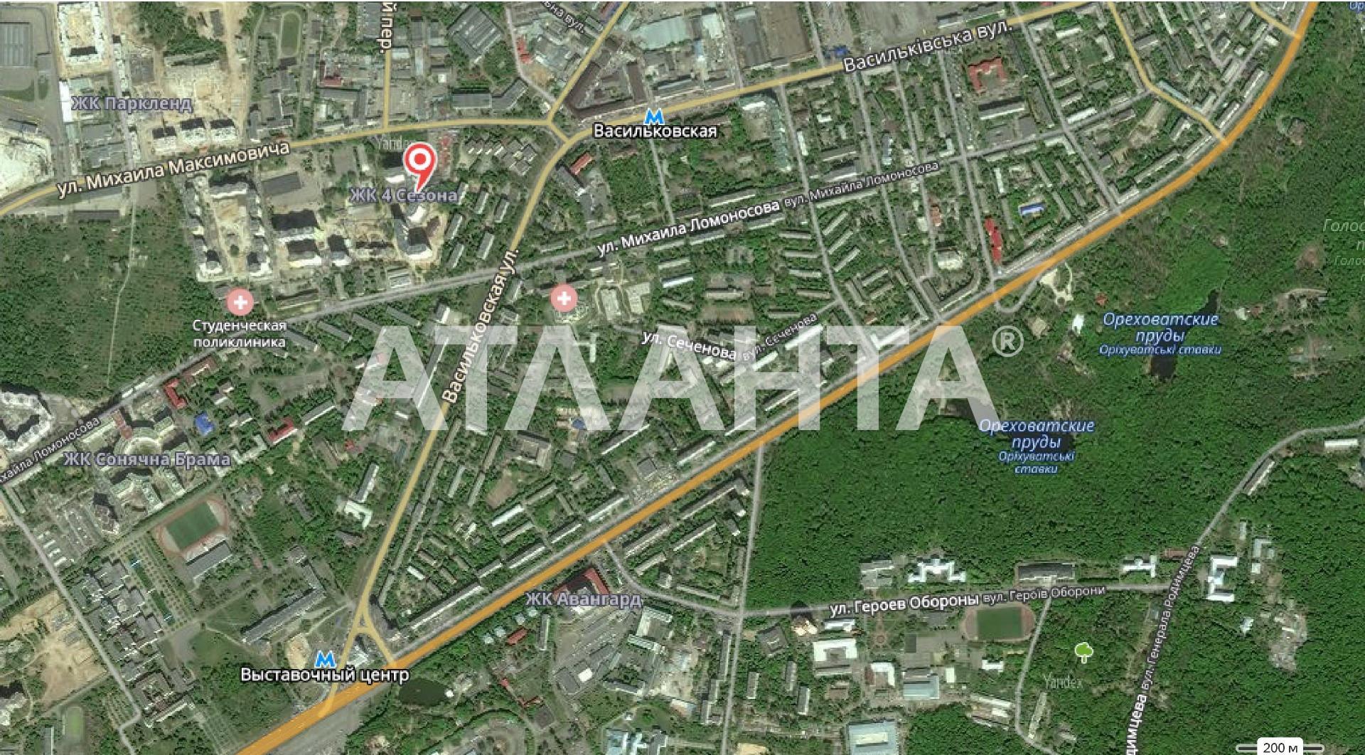 Продается 3-комнатная Квартира на ул. Ул. Максимовича — 153 000 у.е. (фото №29)