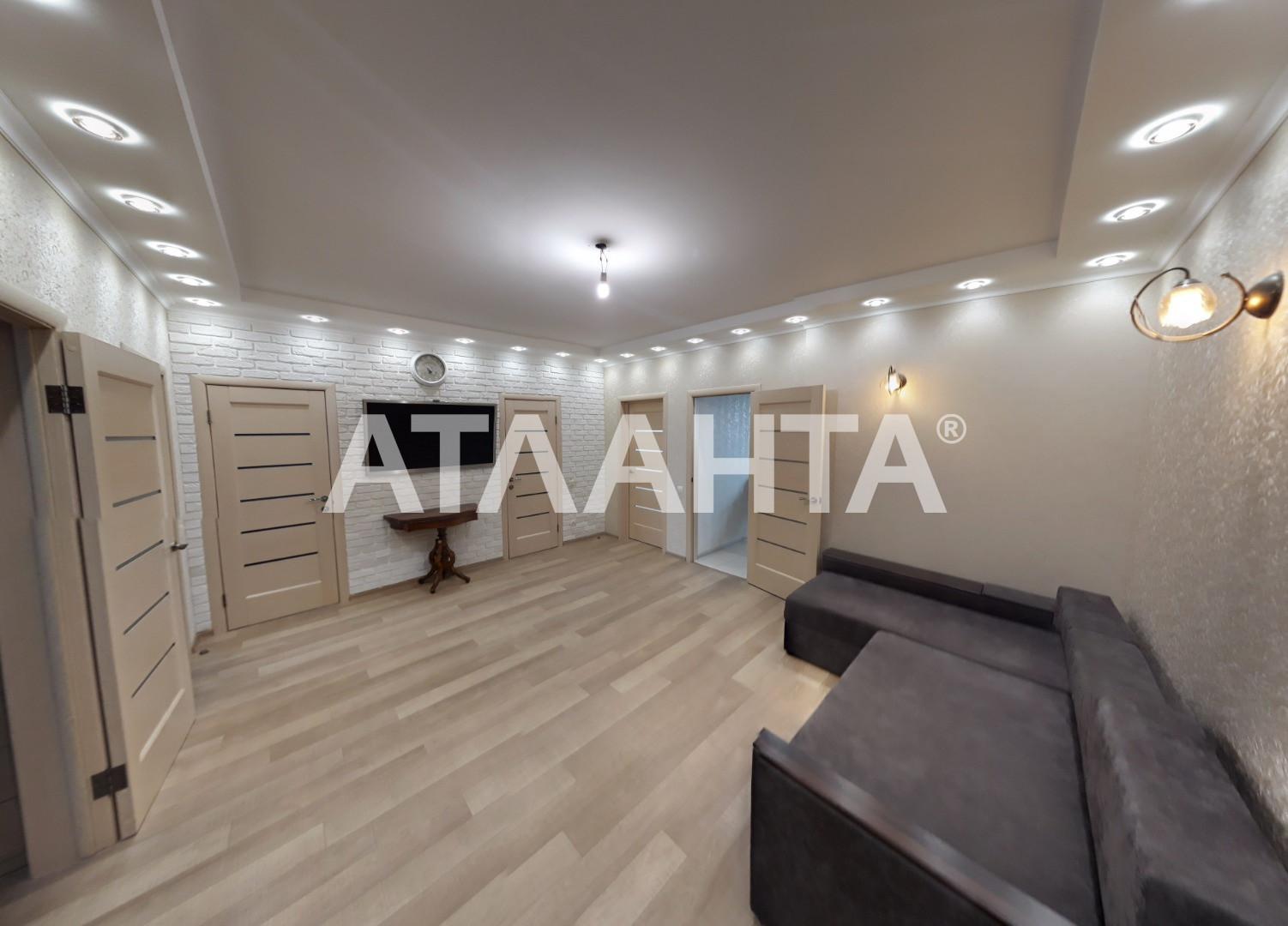 Продается 3-комнатная Квартира на ул. Ул. Максимовича — 153 000 у.е. (фото №4)