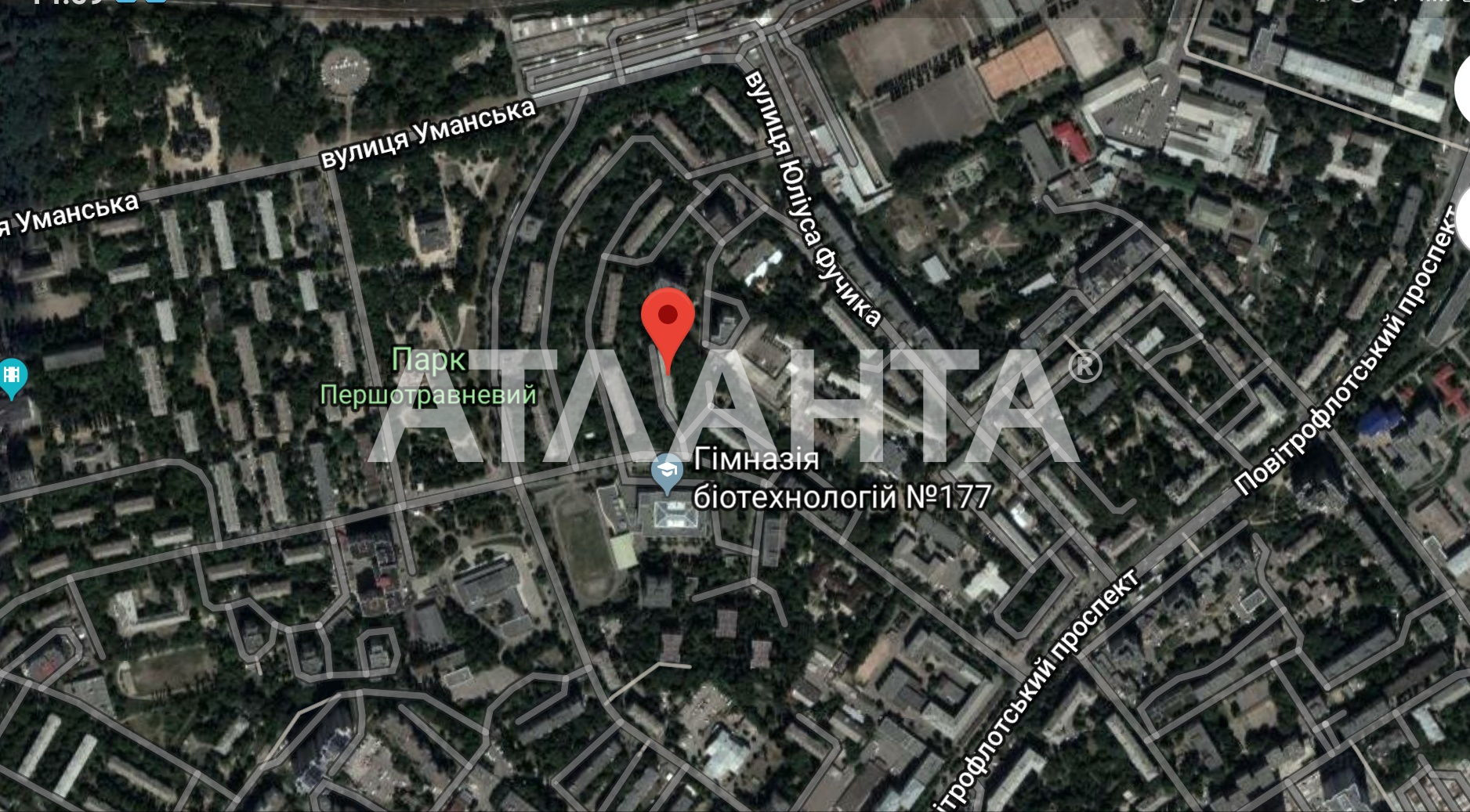 Продается 1-комнатная Квартира на ул. Петра Нишинского — 26 000 у.е. (фото №11)