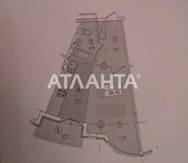 Продается 1-комнатная Квартира на ул. Эрнста — 34 000 у.е. (фото №4)