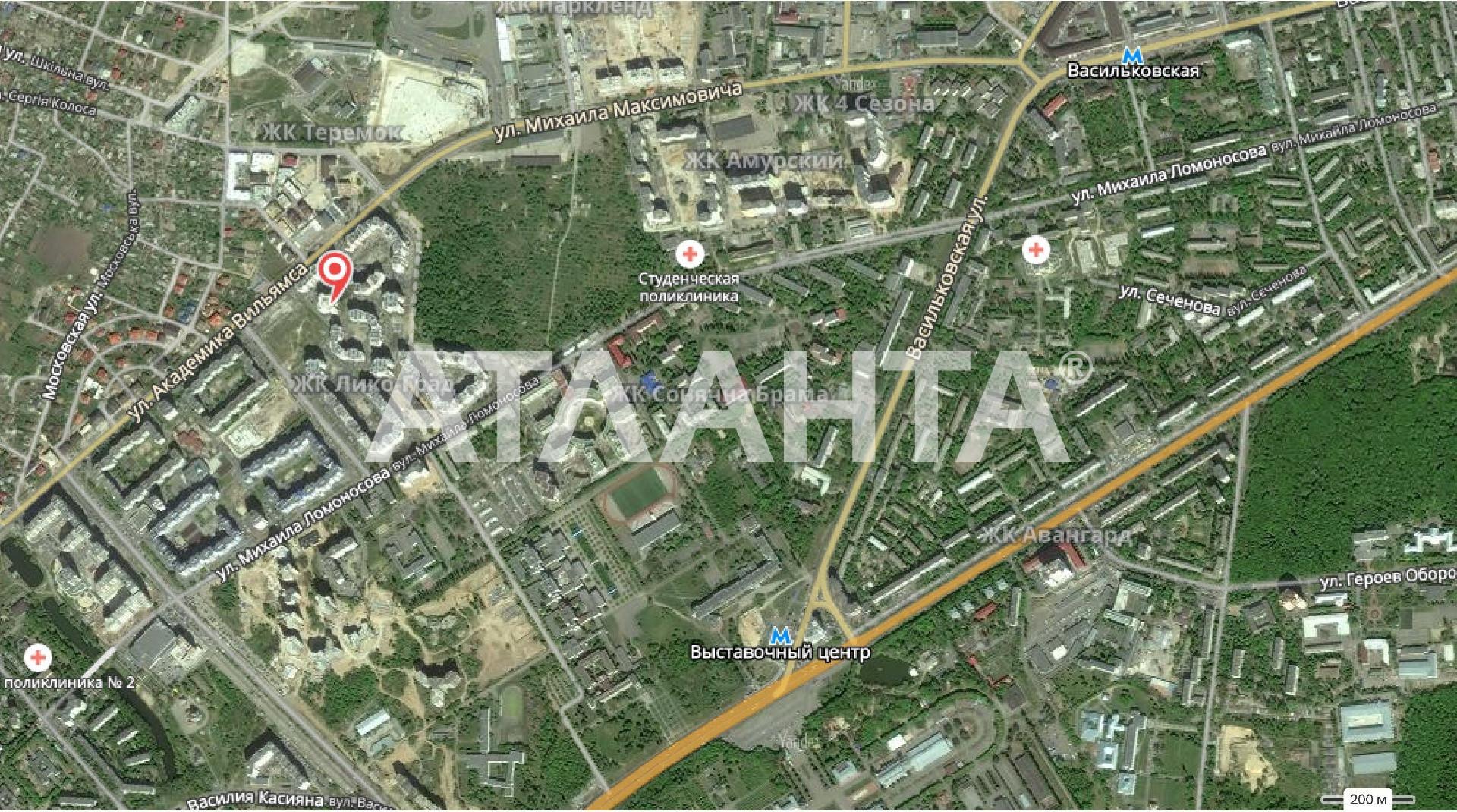 Продается 2-комнатная Квартира на ул. Ул. Вильямса — 94 000 у.е. (фото №24)