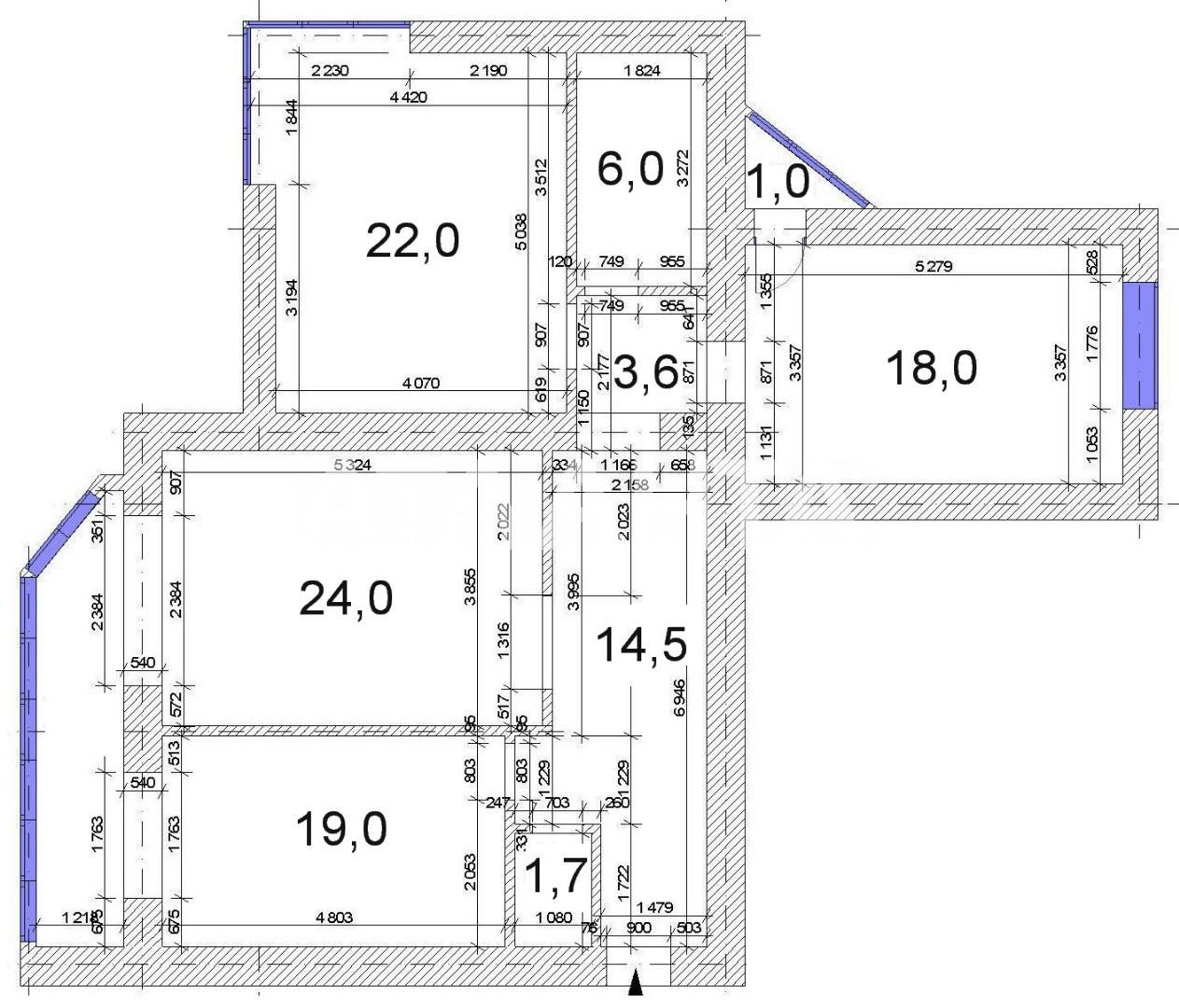 Продается 3-комнатная Квартира на ул. Конева — 118 000 у.е. (фото №16)