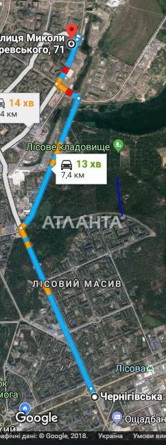 Продается 2-комнатная Квартира на ул. Николая Закревского — 37 500 у.е. (фото №13)