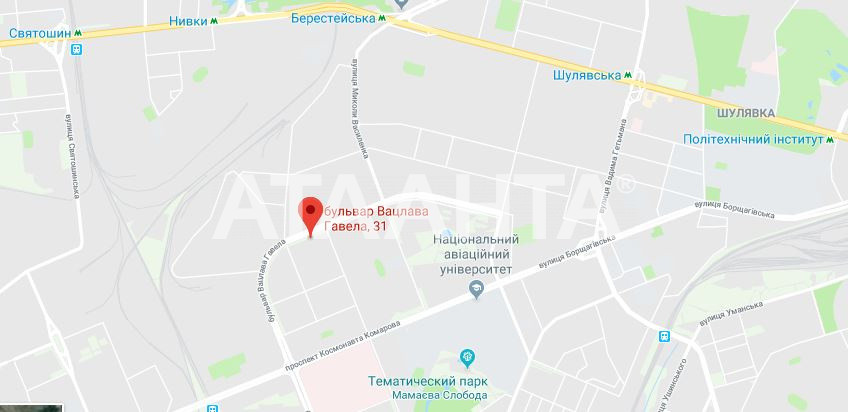 Продается 3-комнатная Квартира на ул. Ул. Вацлава Гавела — 53 000 у.е. (фото №14)