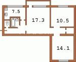 Продается 3-комнатная Квартира на ул. Ул. Вацлава Гавела — 53 000 у.е. (фото №13)