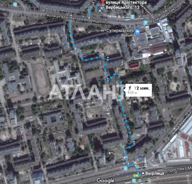 Продается 1-комнатная Квартира на ул. Ул. Декабристов — 39 500 у.е. (фото №14)