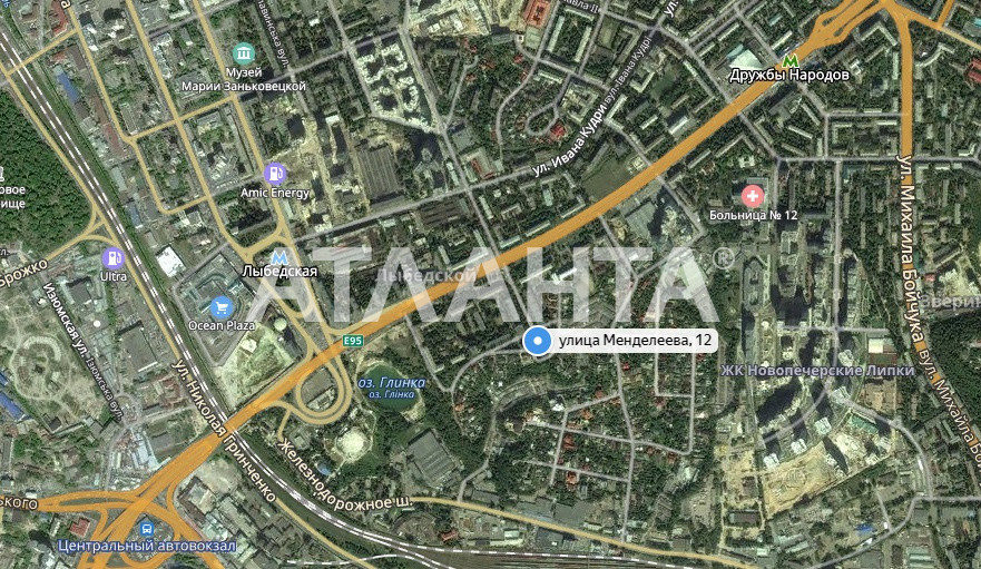 Продается 2-комнатная Квартира на ул. Ул. Менделеева — 50 000 у.е. (фото №16)
